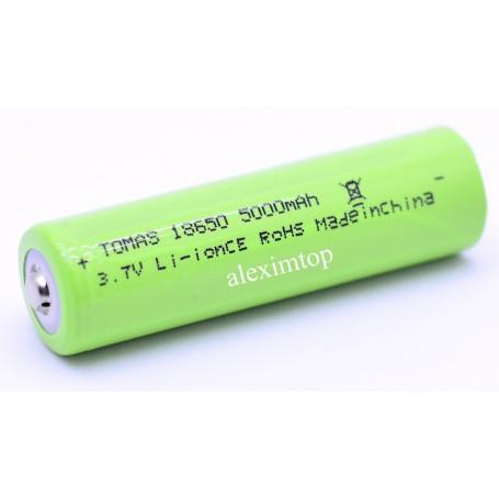 Acumulator reincarcabil Li-ion 3,7V - 5000mAh  tip  LI-18650V