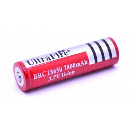 Acumulator reincarcabil  Li-Ion 3,7V - 7800mAh  Tip LI-18650R