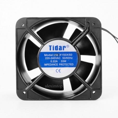 ventilator 220V-150x150x50mm