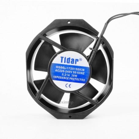 ventilator 220V-172x150x38mm