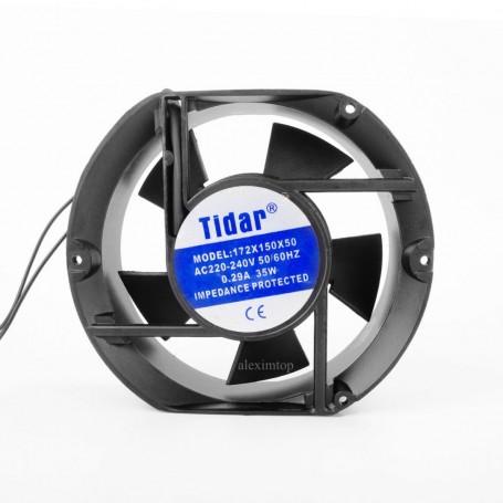 ventilator 220V-172x150x50mm