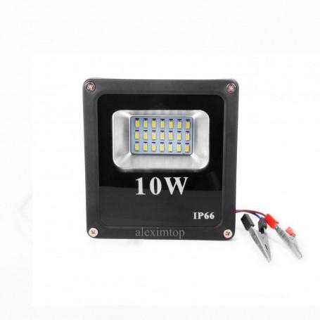 Proiector slim cu leduri SMD 12V / 10W