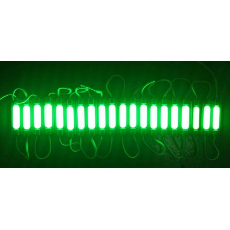 Modul Grup Led SMD 5730 tip COB Impermeabil, Verde