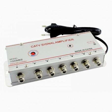Amplificator Semnal Tv 6cay ,20dB