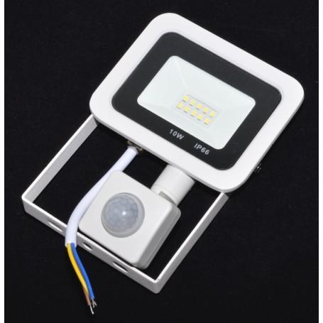 Proiector Slim cu Led SMD si Senzor 220V - 10W