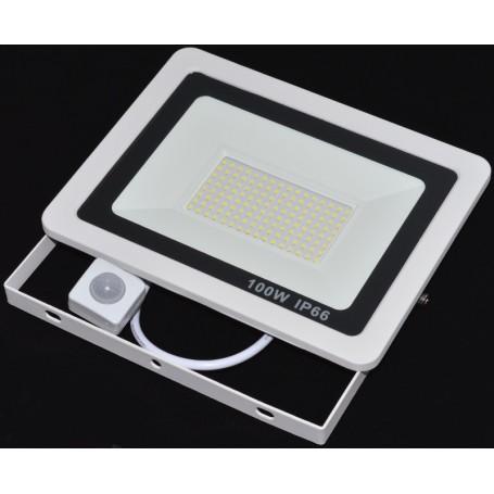 Proiector Slim cu Led SMD si Senzor 220V - 100W