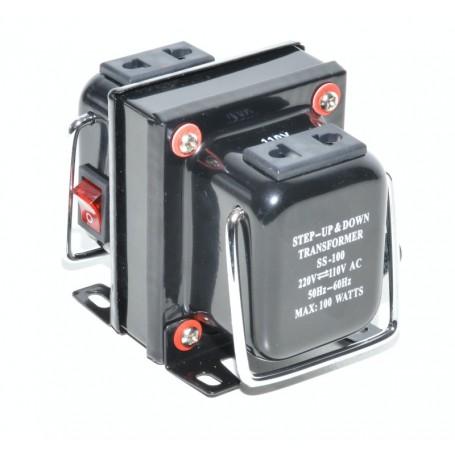 Convertor de Tensiune 220V-110V / 100W