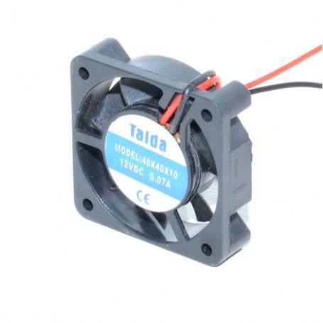 Ventilator 12V - 40 x 40 x 10 mm