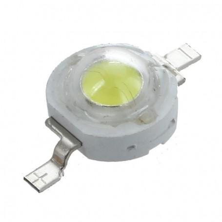 Led SMD 3W Lumina Alb-Rece 6500K
