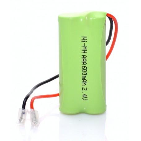 Acumulator NI-MH 2 x AAA lipit 600mAH 2,4V  C624