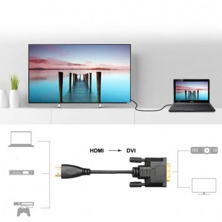 Cablu Video HDMI la DVI D 24+1 / 1,5m