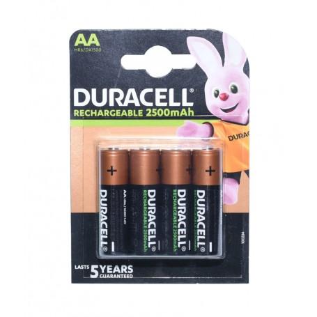 Acumulatori Duracell R6 AA NI-MH 2400mAH-4